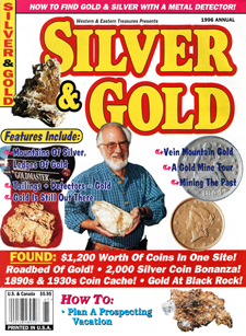 1996 Silver & Gold - Printed/Paper