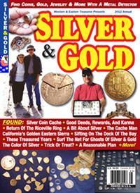 2012 Silver & Gold - Printed/Paper